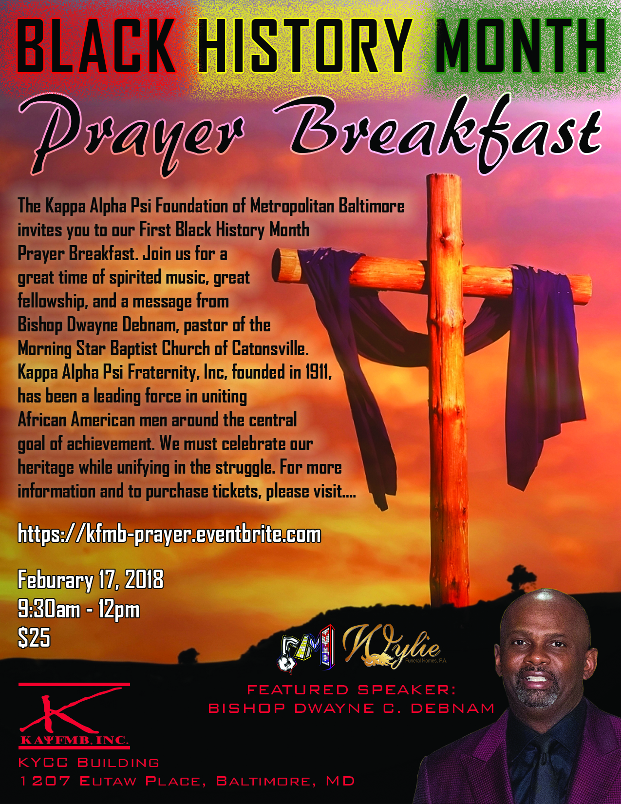 2018 Black History Month Prayer Breakfast